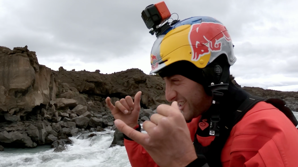 Kayaking Iceland with The Serrasolses Brothers in 4K