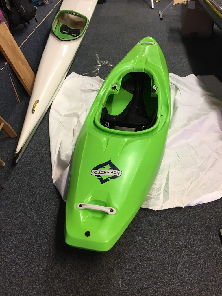 Spade Kayaks Black Jack - First Look