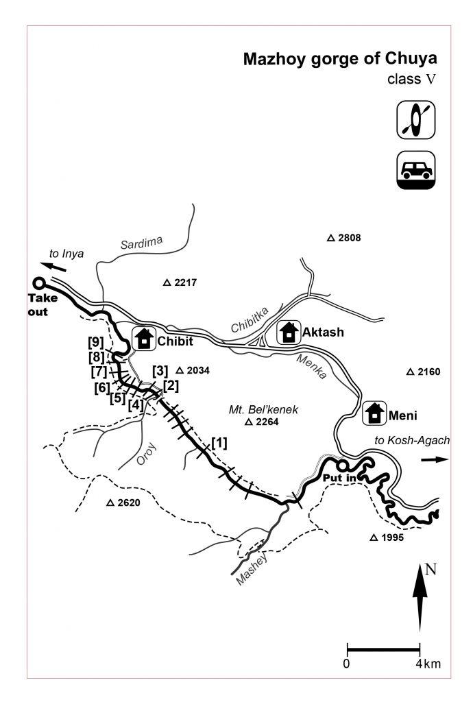 Altai Whitewater Guidebook