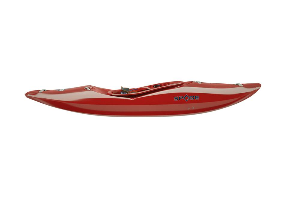 Spade Kayaks - Royal Flush More Detail