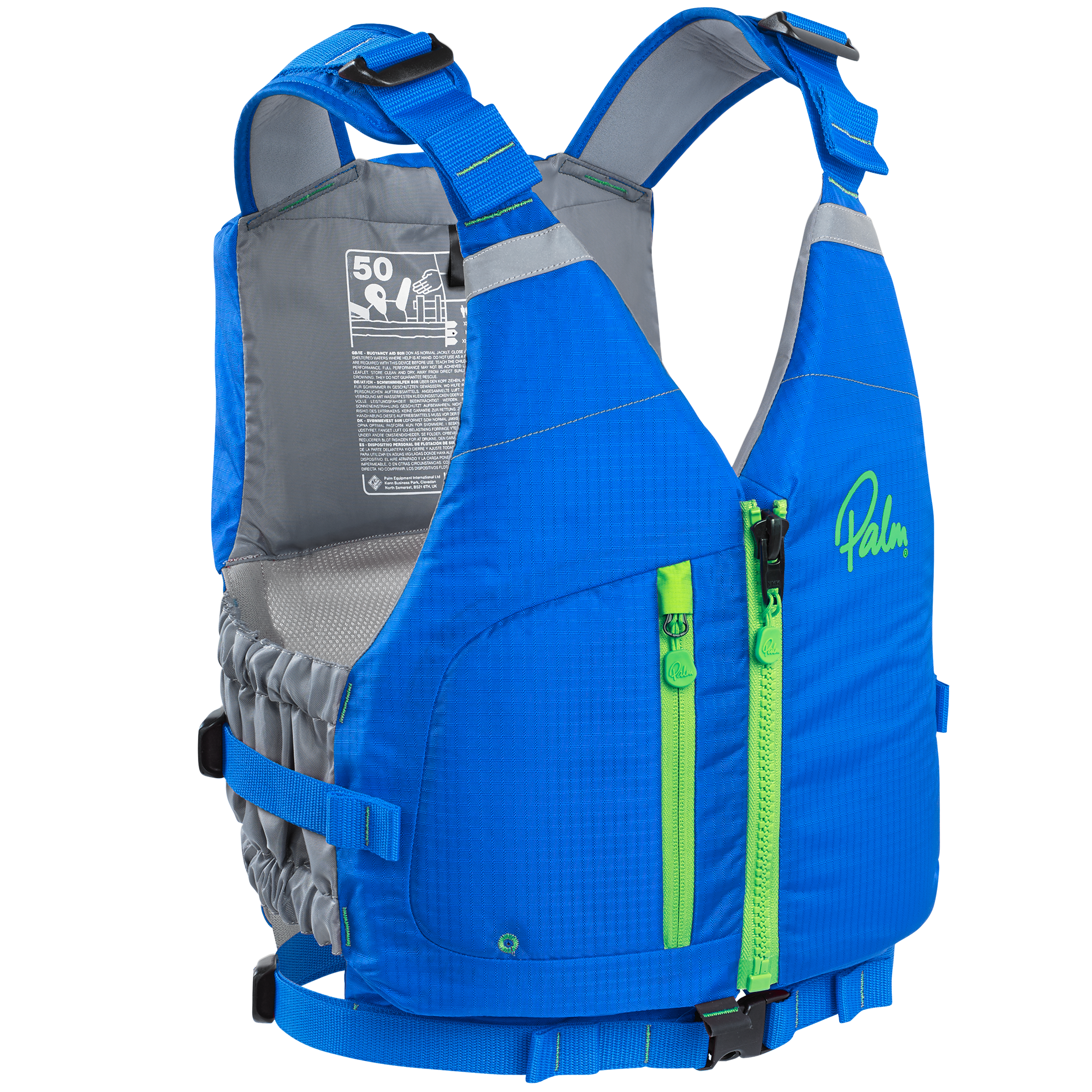Palm Equipment Meander Highback PFD
