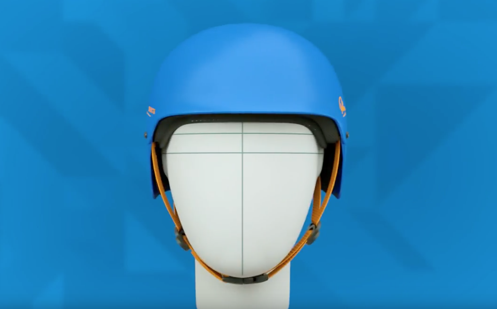 Shuck helmet from Palm Equipment