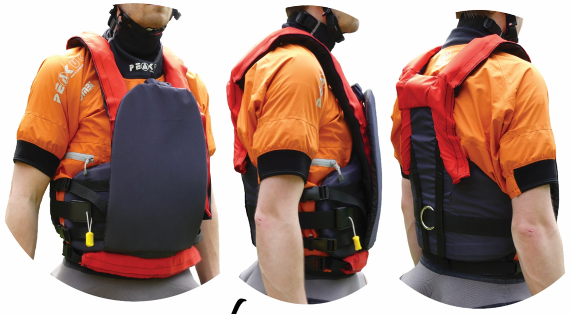Extreme Whitewater PFDs