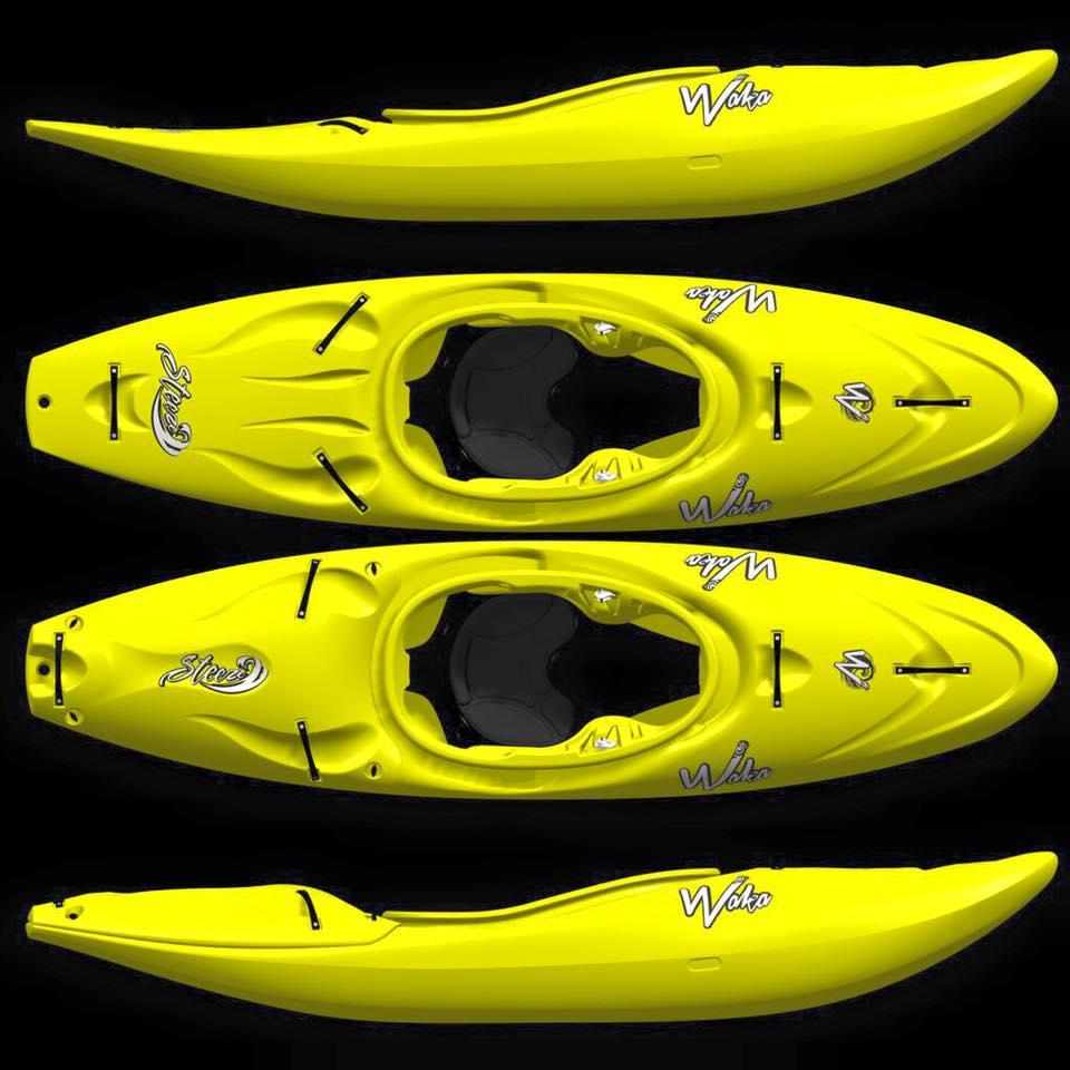 Waka Kayaks - Steeze