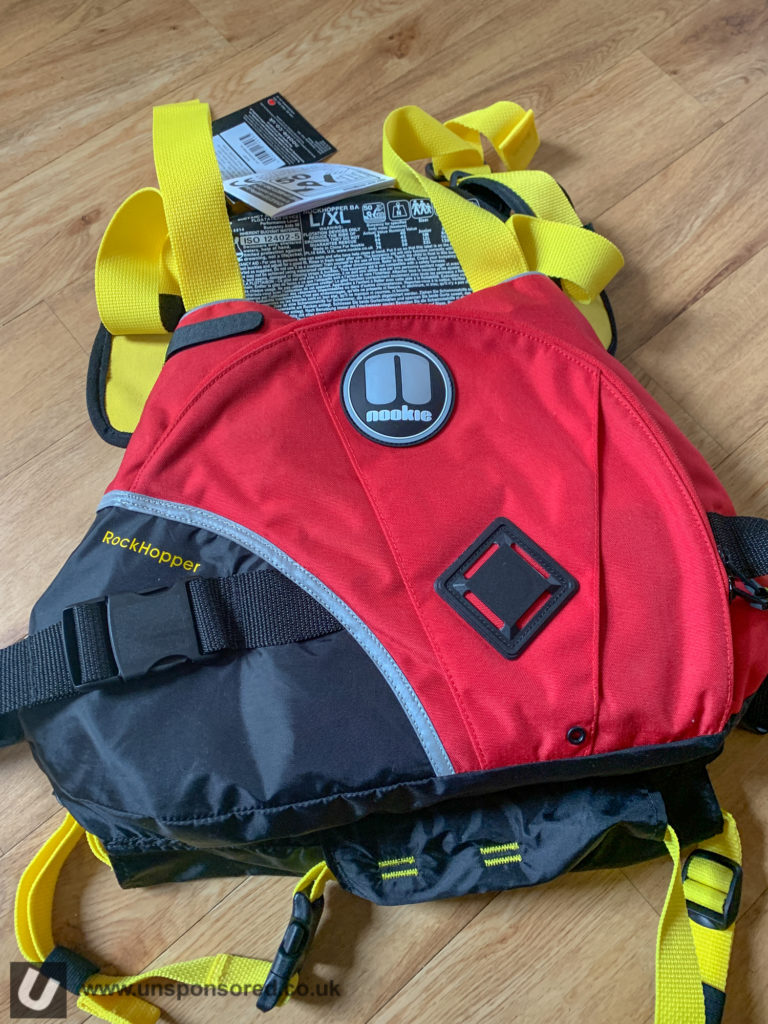 Nookie Rockhopper PFD - First Look