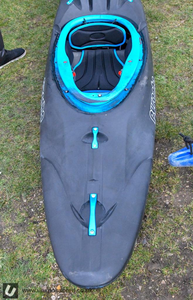 Pyranha 9R MK2 Prototype