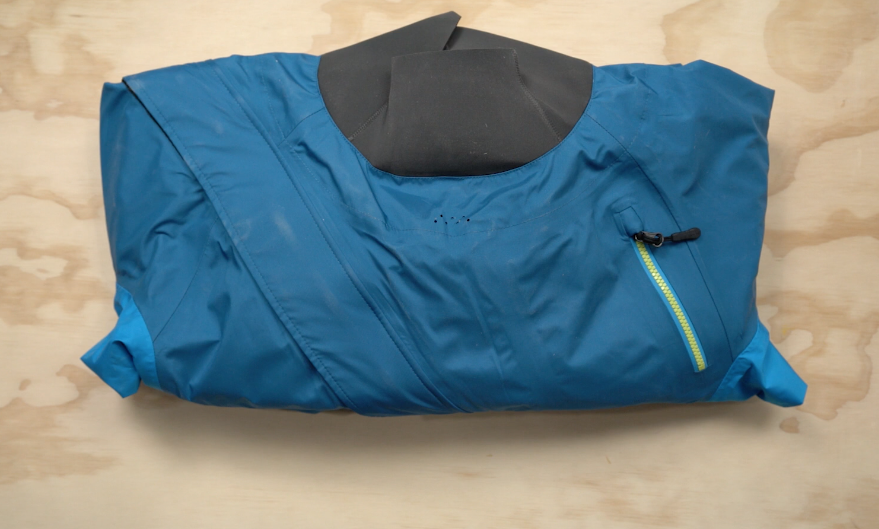 How To Fold A Drysuit