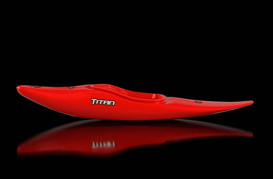 Titan Kayaks Nymph