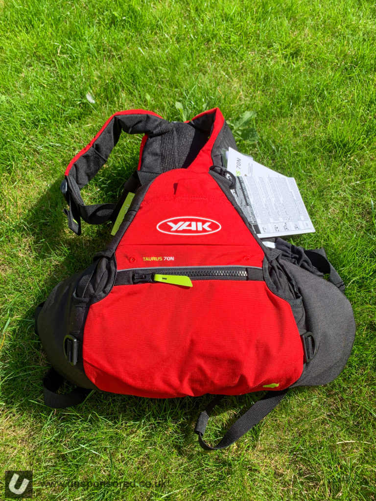 Yak Taurus PFD - First Look