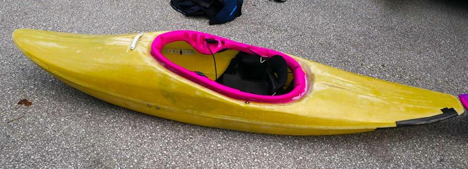 Spade Kayaks - River Runner