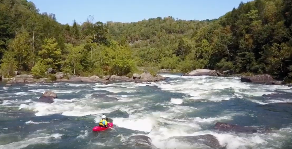 Kayaker's Guide to the Upper Gauley