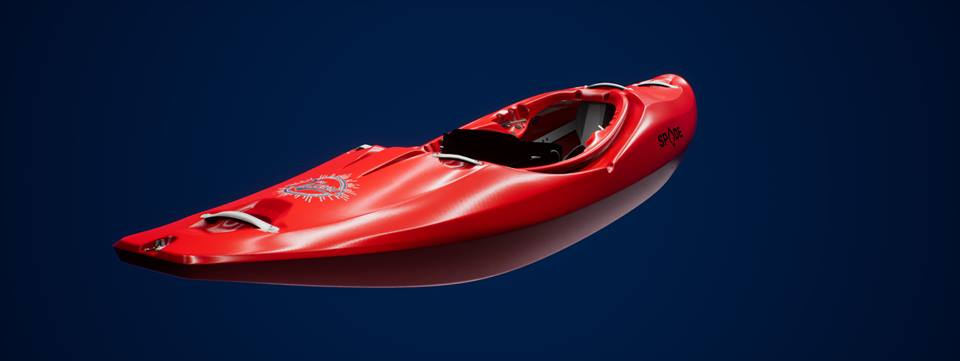 Spade Kayaks - Queen Of Hearts