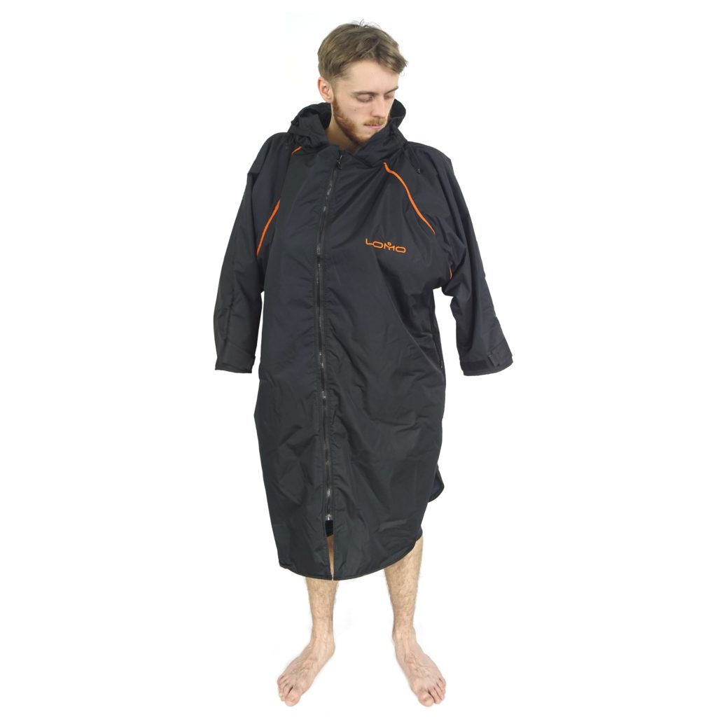 Lomo Zipped Full Sleeve Changing Robe