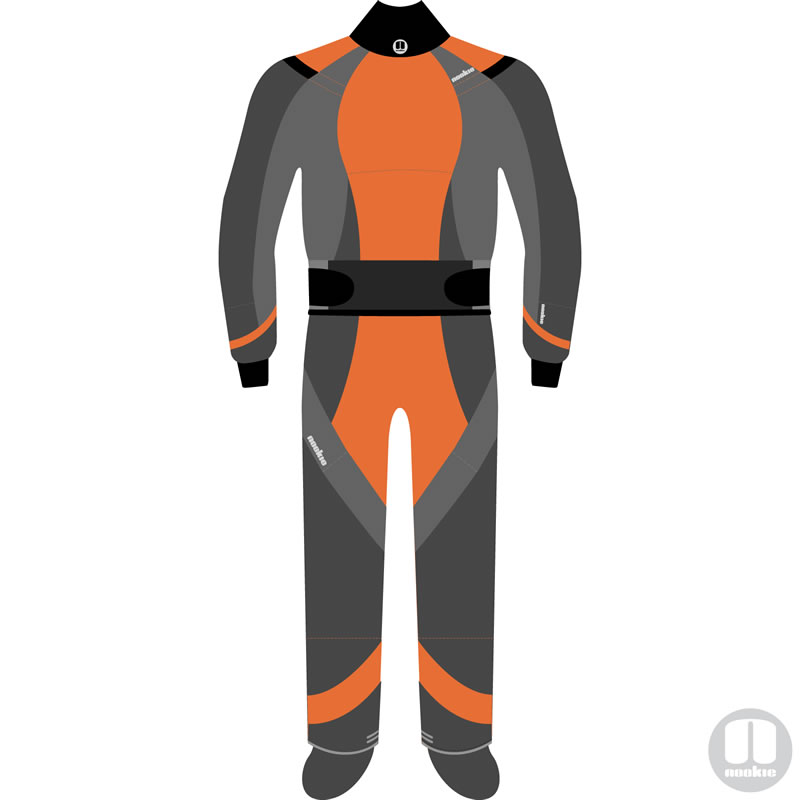 Nookie Octane Women's Drysuit