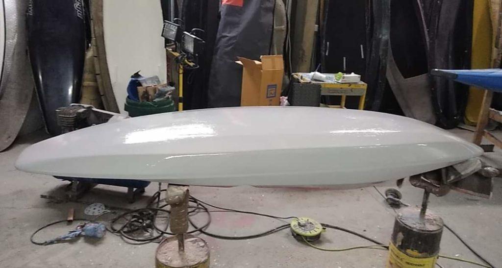 Prototype Kayak