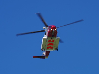 Another S-92 Coastguard Helicopter on a brighter day – Photo K. Macmillan