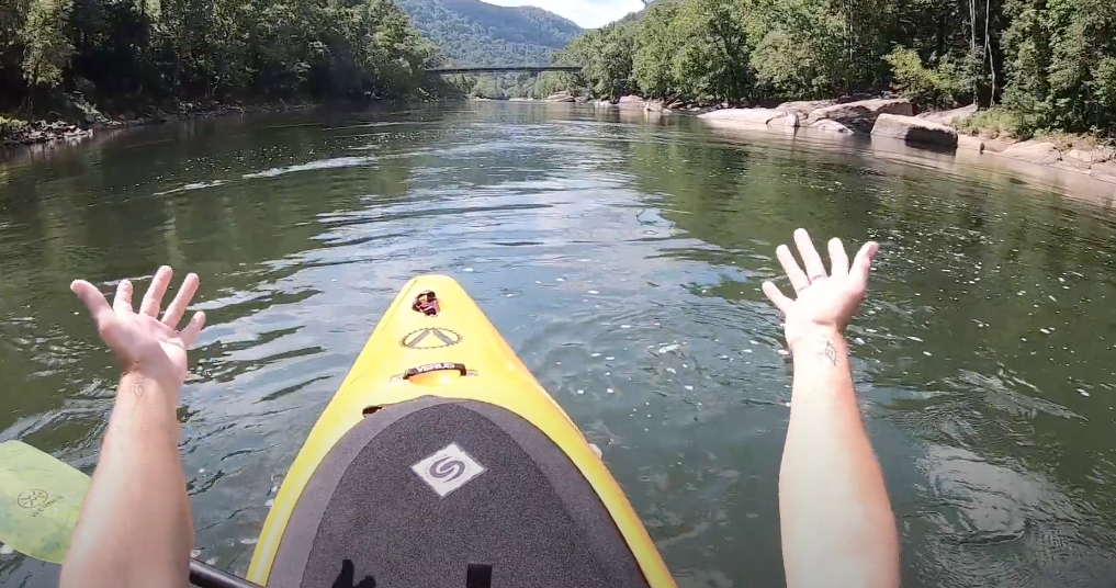 Big Water Combat Rolls On The New River Gorge