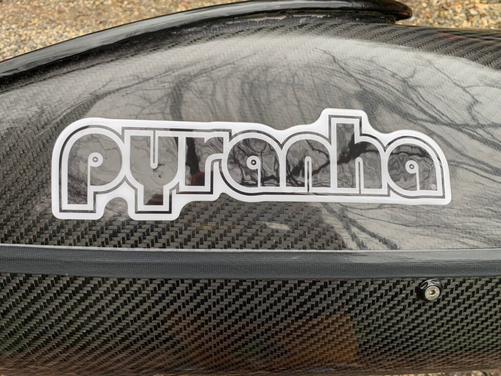 Composite Pyranha 12R