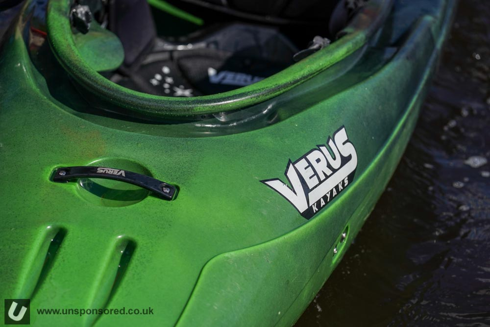 Verus Kayaks Gladiator 2.0 - First Look