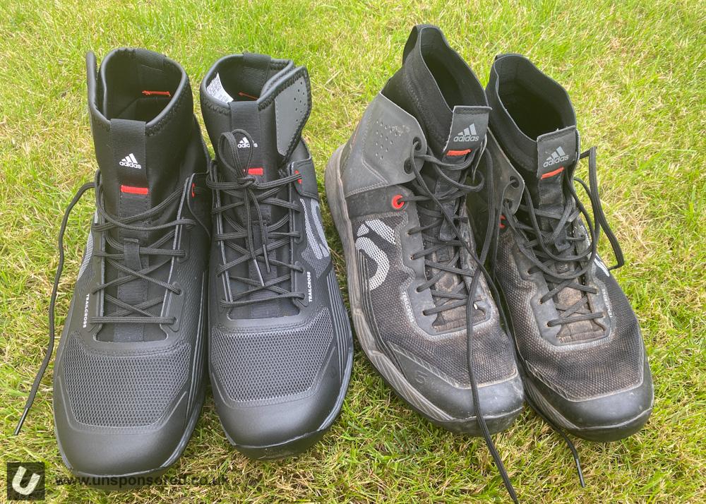 Adidas Five Ten Trailcross Gore-Tex - First Look